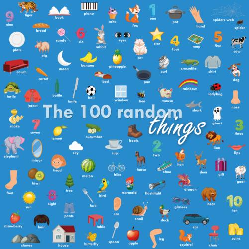 100random things1200x1200 g 6