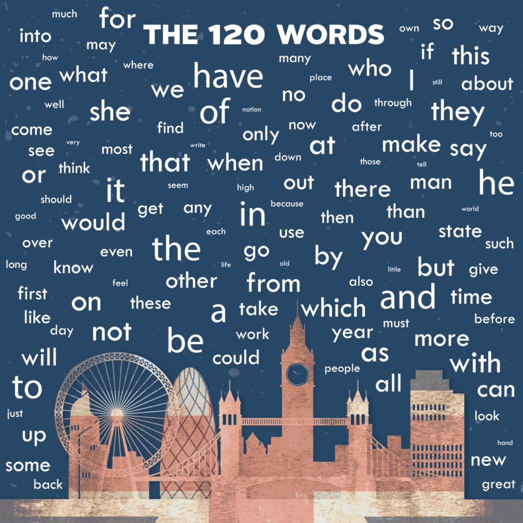120 engelske ord skyline 1000x1000 g