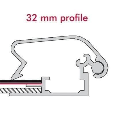Plakattavle - 32 mm profil-22124