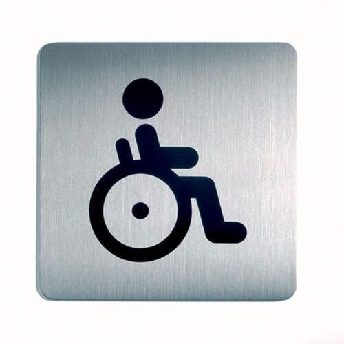 Handicaptoilet - Firkantet-0