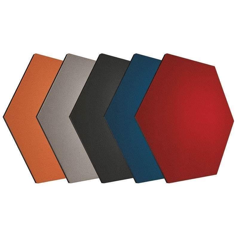 Shape opslagstavle Six-Square-0