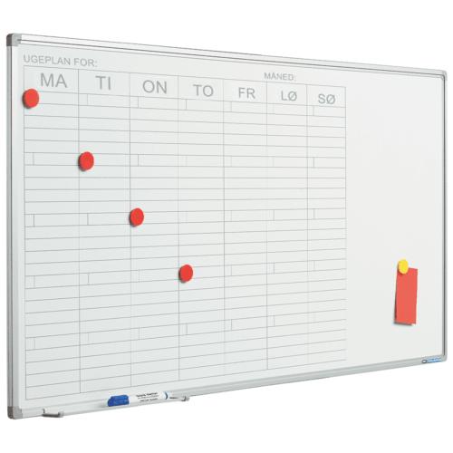 Ugekalender - 60x120 cm -0