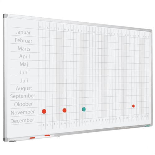 SoftLine årskalender - 60x120 cm-0