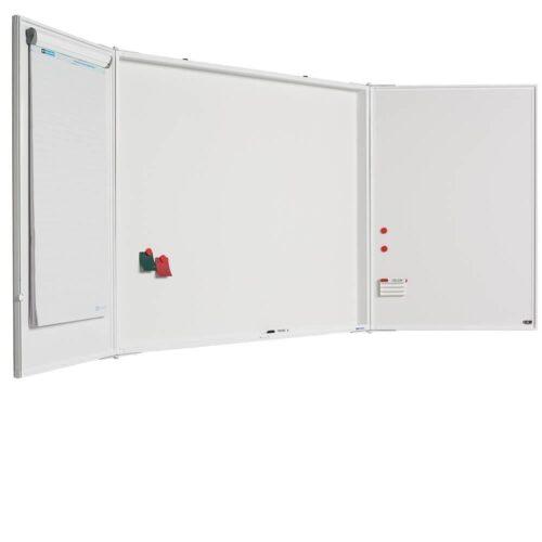 Låsbar whiteboardtavle-0