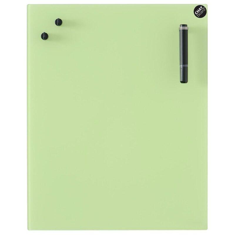 Glastavle Classic - Lime Green-0