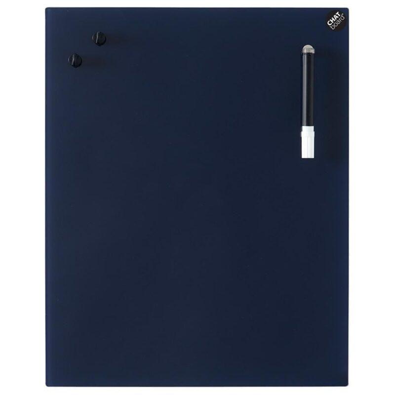 Glastavle Classic - Navy Blue-0