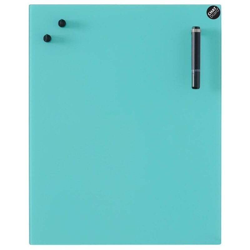 Glastavle Classic - Turquoise-0