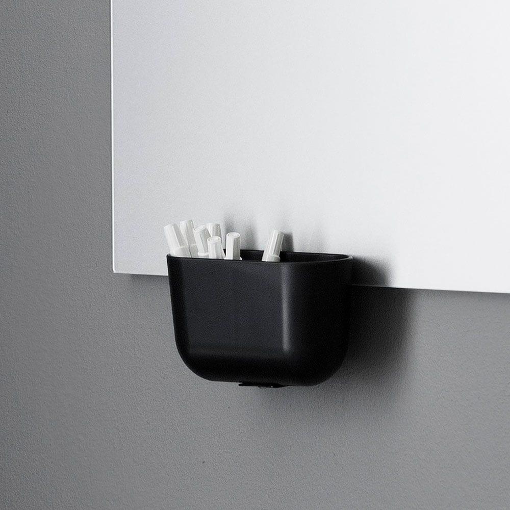 Opbevaring af glastavletilbehør med beslag-22108