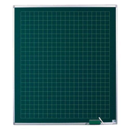 Grøn kridttavle med tern - 120 x 100 cm-0