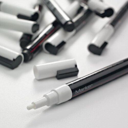 Penne til glastavler, 10 stk. - Hvide-0