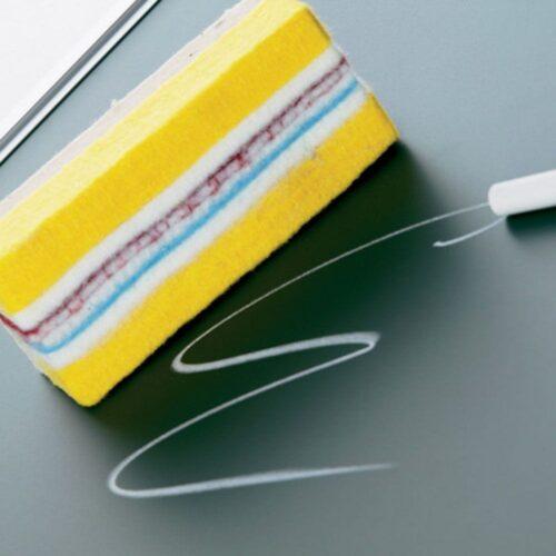 Tavlesvamp til kridttavle - filt-0