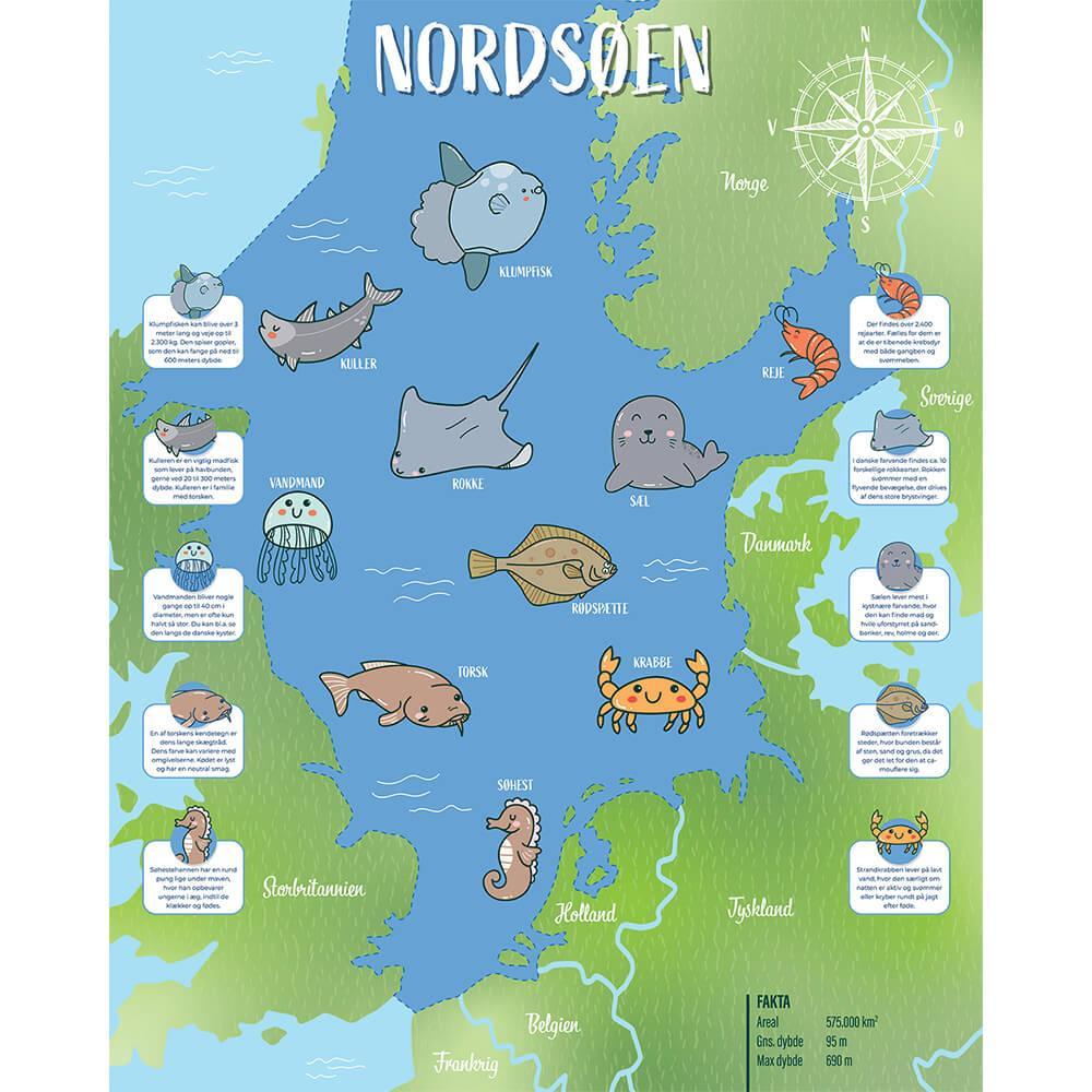 Egnstavle - Nordsøen-0