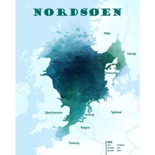 Nordsøen - Vægramme-0