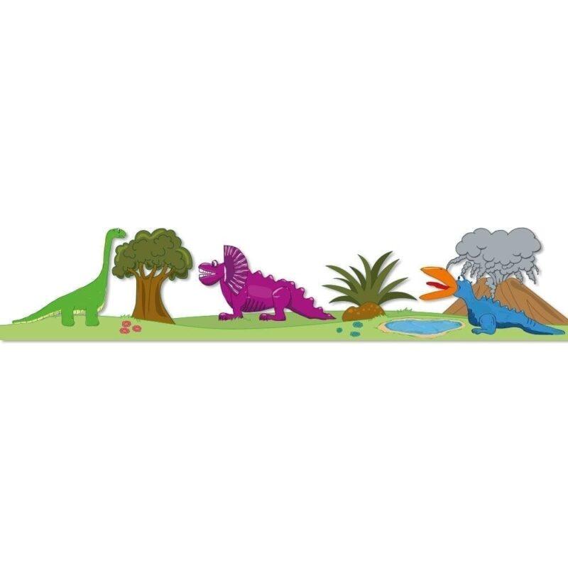 Dinoland - Vinduesfolie-22091