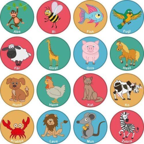 770610 sjove dyr p