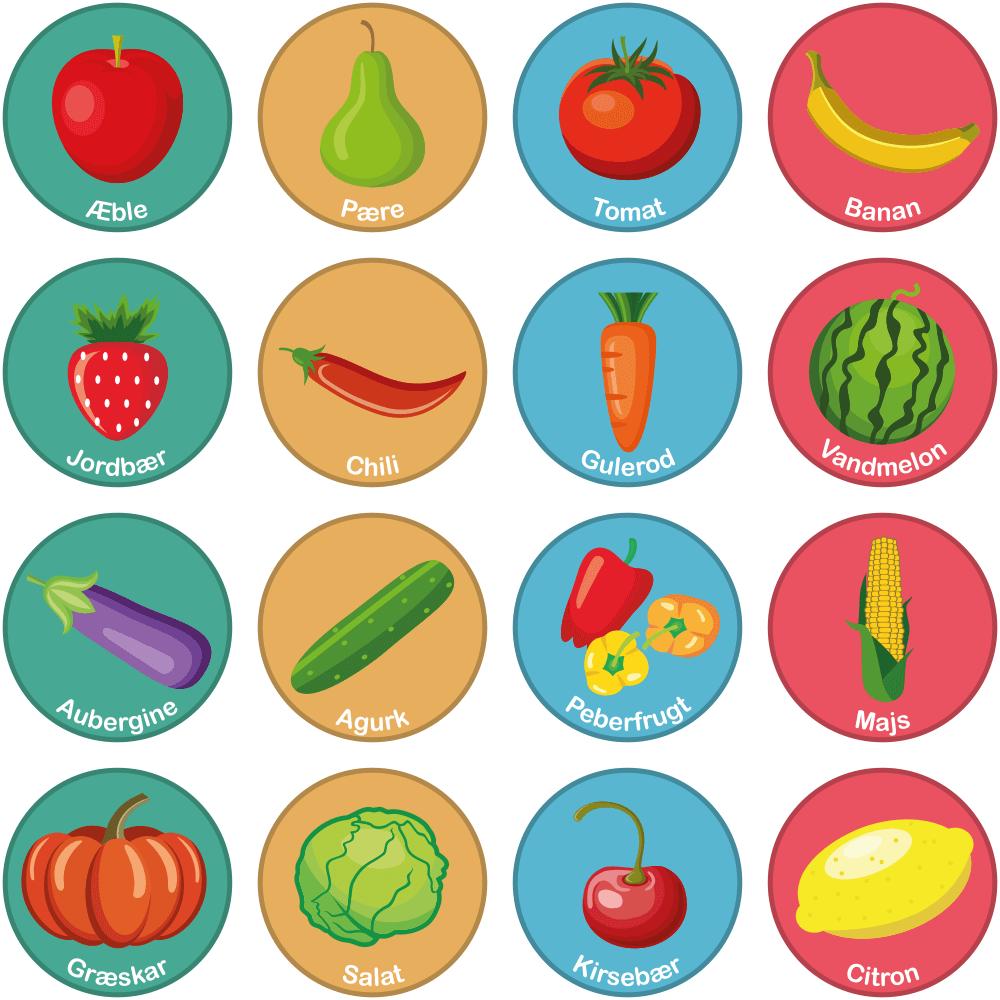 Frugt og grønt-0