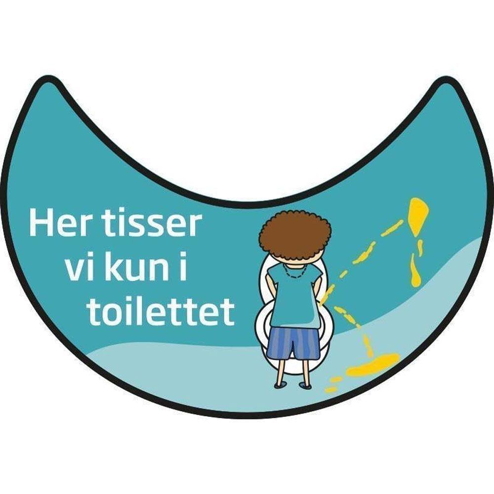 Her tisser vi kun i toilettet, pakke med 5 stk.-0