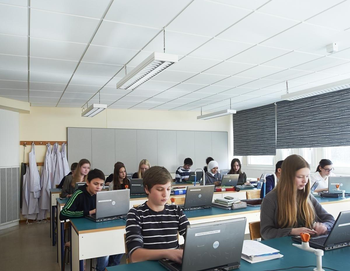 Klasseværelser