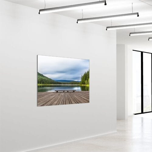 Akustikbillede Badebro 03 90x120cm