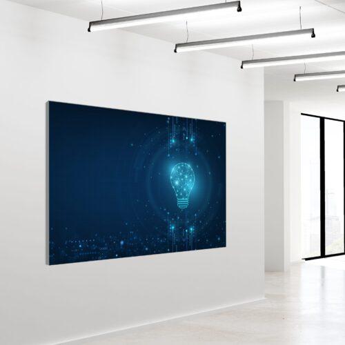 Akustikbillede Innovation 120x180cm