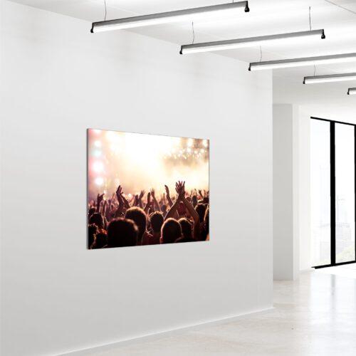 Akustikbillede Koncert 01 90x120cm