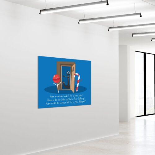 Akustikbillede Rim Peter Anker 90x120cm 1