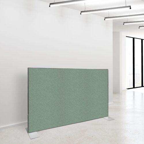 Akustikvaeg 120 x 180 Groen