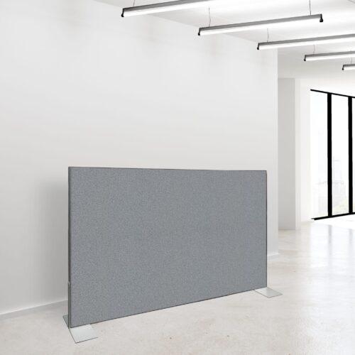 Akustikvaeg 120 x 180 Lysgraa