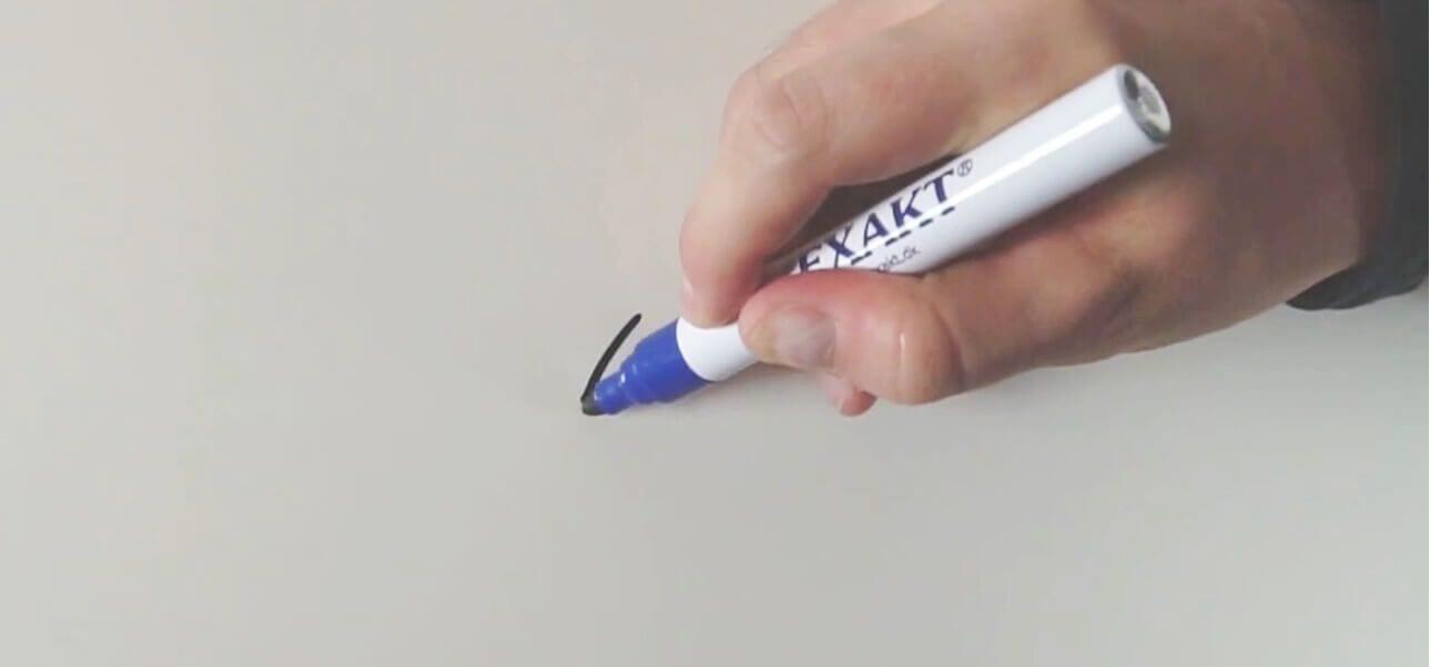 Blog permanent marker whiteboard