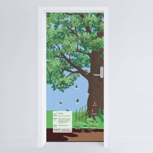 Doerfolie Bentaeller 215x100cm