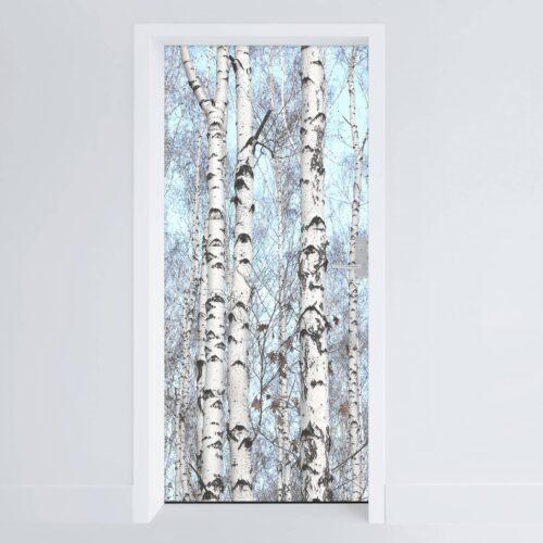Doerfolie Birkeskov01 215x100cm