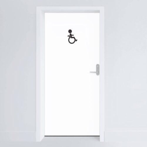 Doerfolie Handicaptoilet 215x100cm