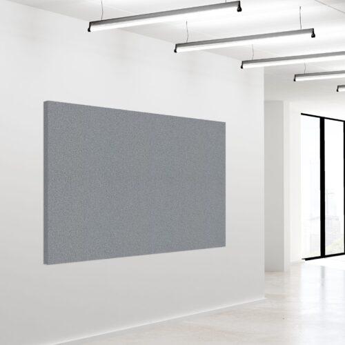 Kvadrille Akustik 120 x 180 Lysgraa