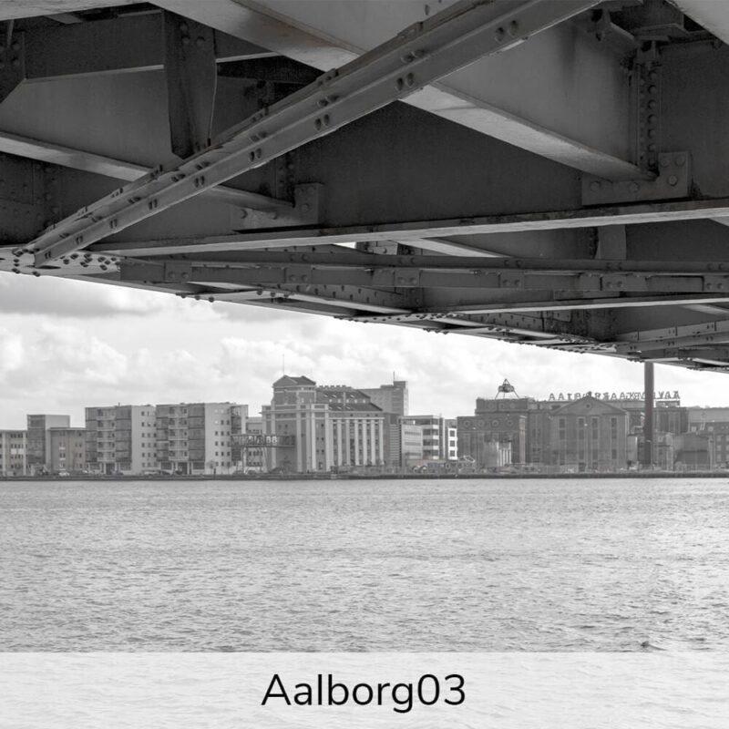 Vægramme - Aalborg-motiver-27433