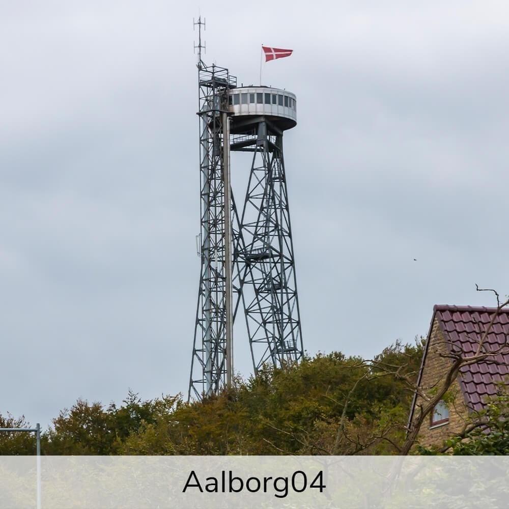 Vægramme - Aalborg-motiver-27436