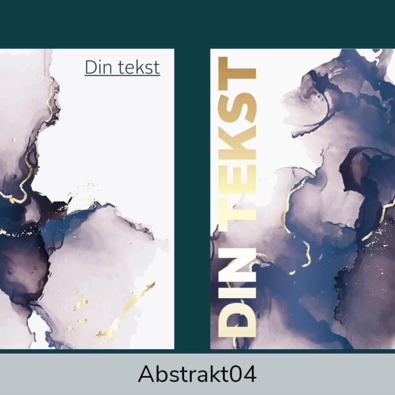 Vægramme - Grafisk design-27491