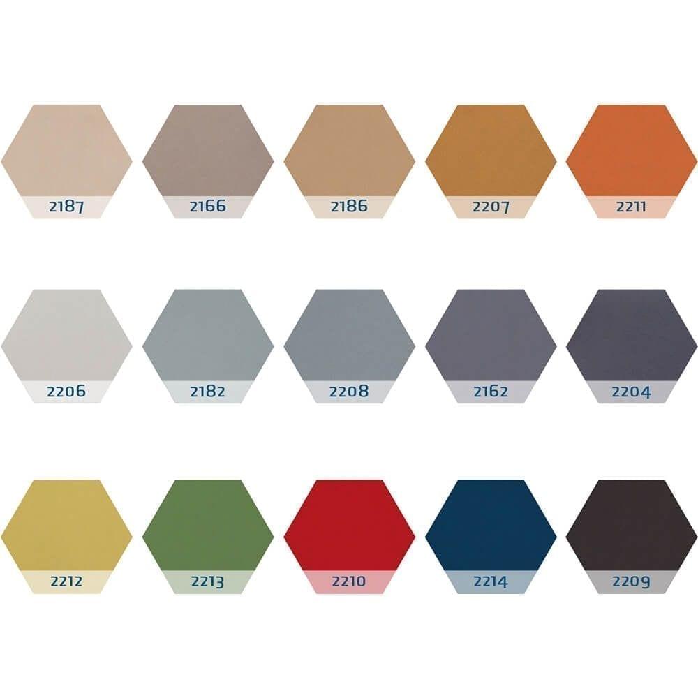 Shape opslagstavle Six-Square-21193