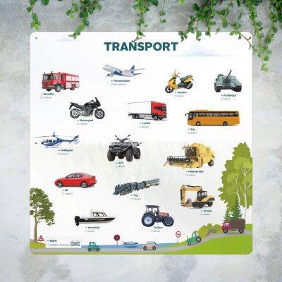 Transport Mockup