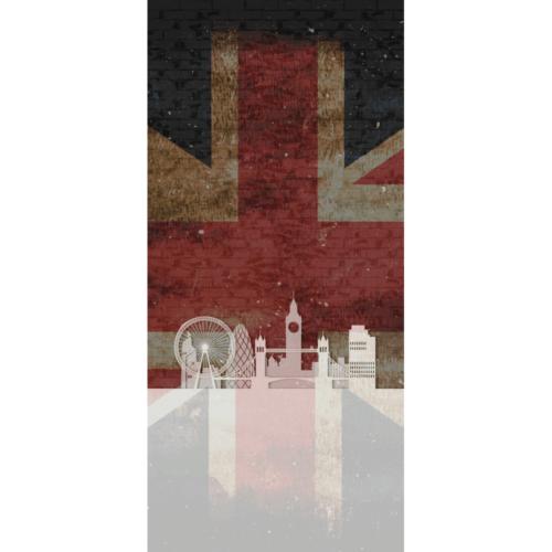 Lande - Dørfolie - Storbritannien-0
