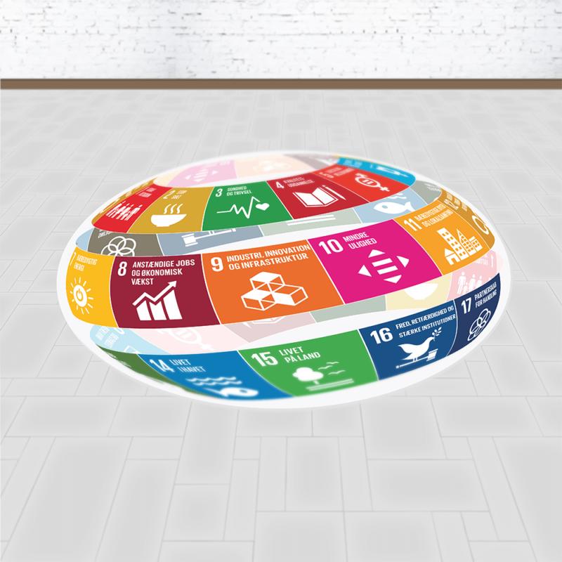 17 verdensmål - Globus Wrap-26801
