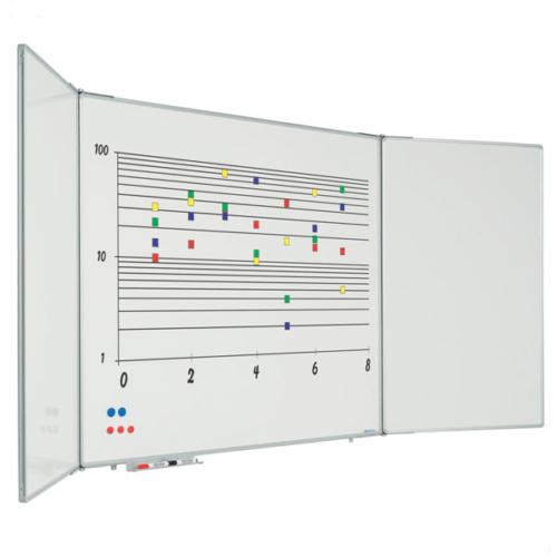 Multi-Whiteboardtavler, 5-sidet-0
