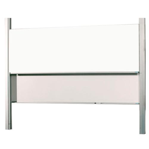 Dobbelt kolonnetavle - Whiteboard-0