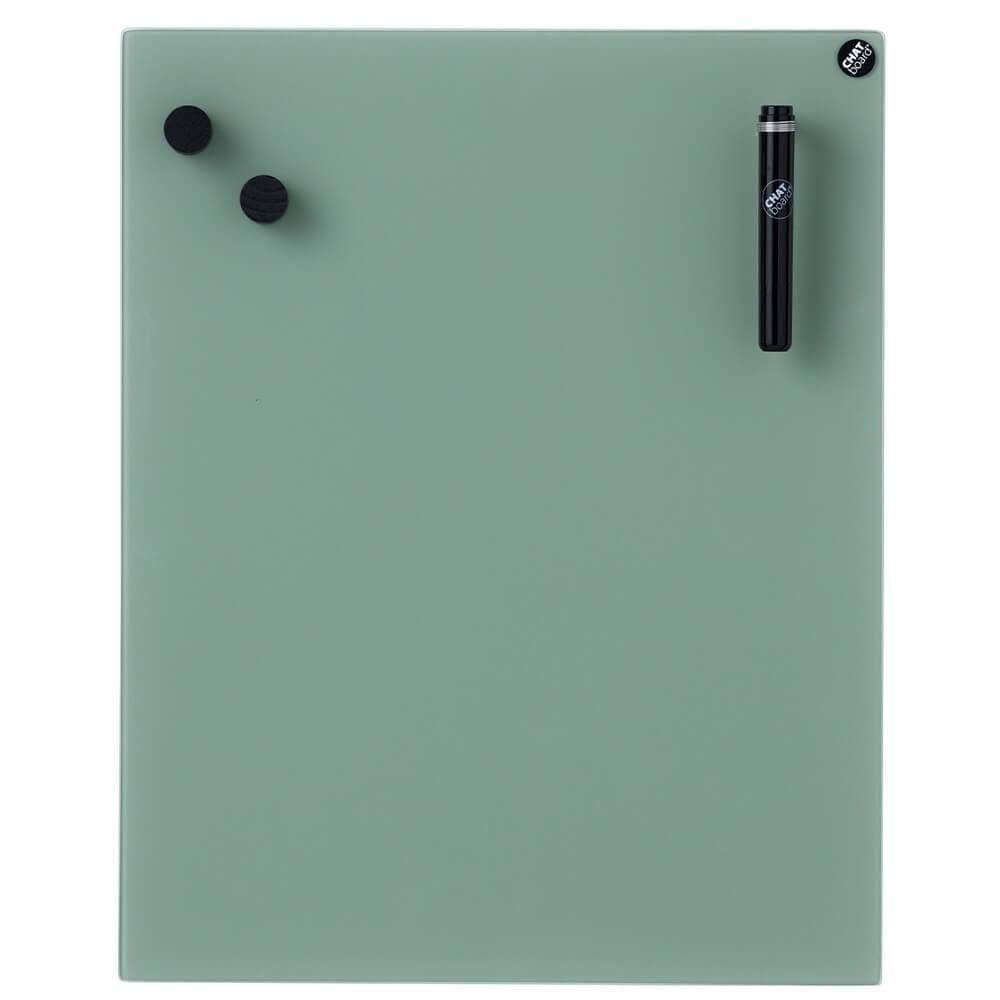 Glastavle Classic - Army Green-0