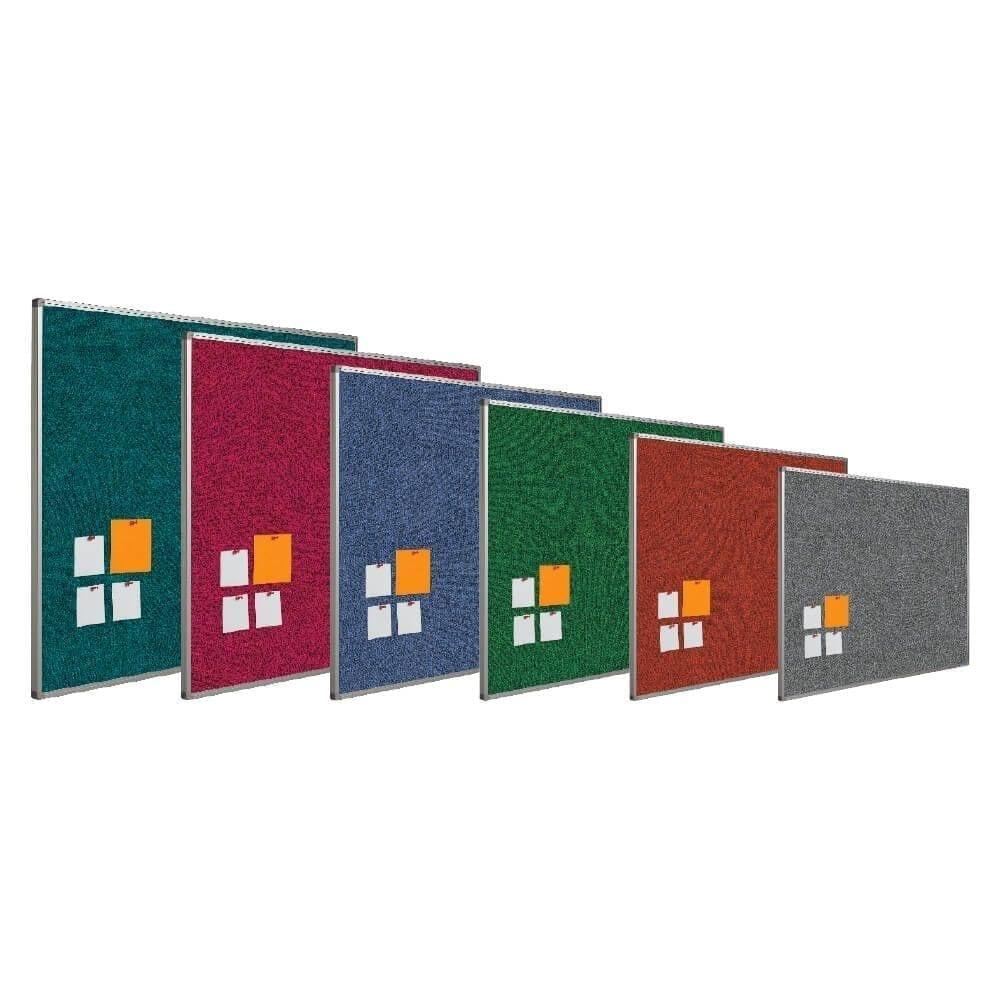 Opslagstavler i mange farver og størrelser - Accent