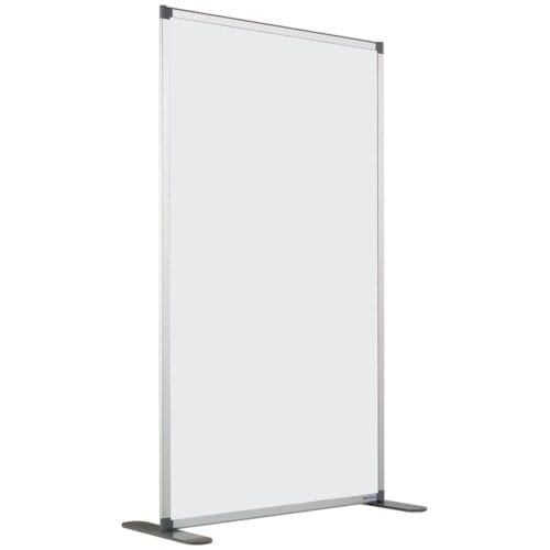 Skillevæg med whiteboardoverflade (ekskl. fødder)-0