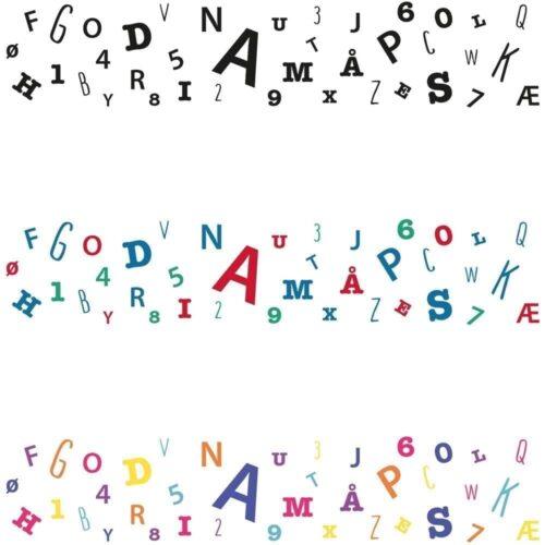 Bogstaver og tal-0