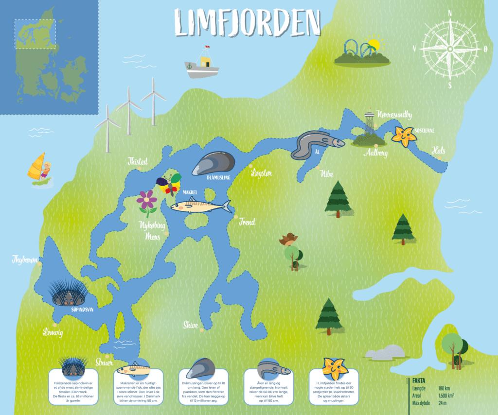 limfjorden 100x120 g