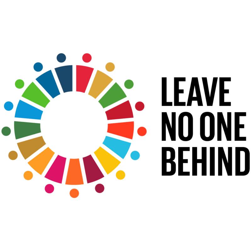 17 Verdensmål - Leave No One Behind-27073