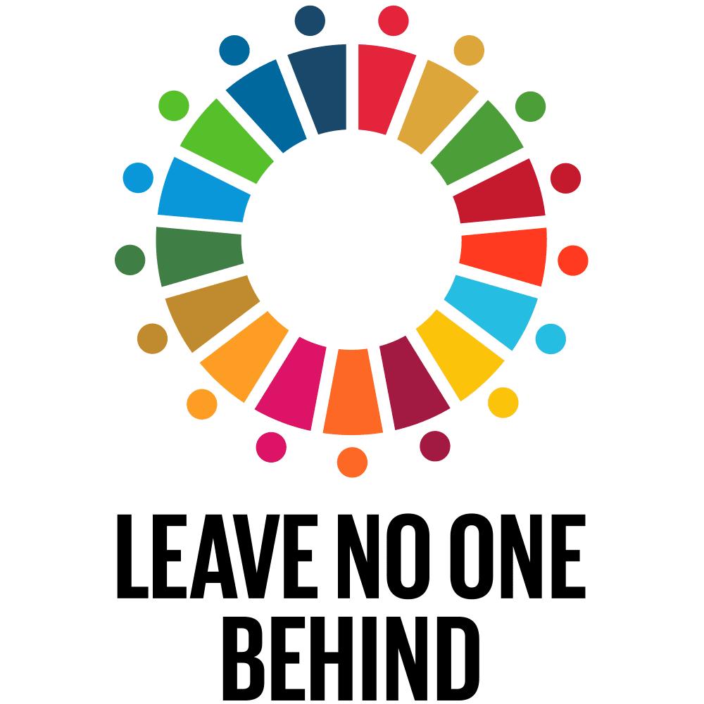 17 Verdensmål - Leave No One Behind-0