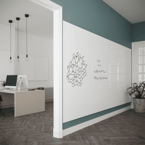 Whiteboardvæg - Modular-0